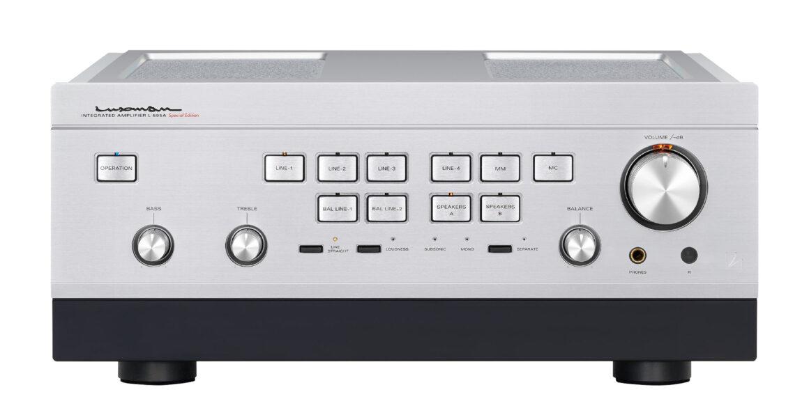 Luxman Int. Amplifier – L-595ASE